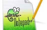 معرفی نرم افزار ویرایش متن و برنامه نویسی Notepad ++